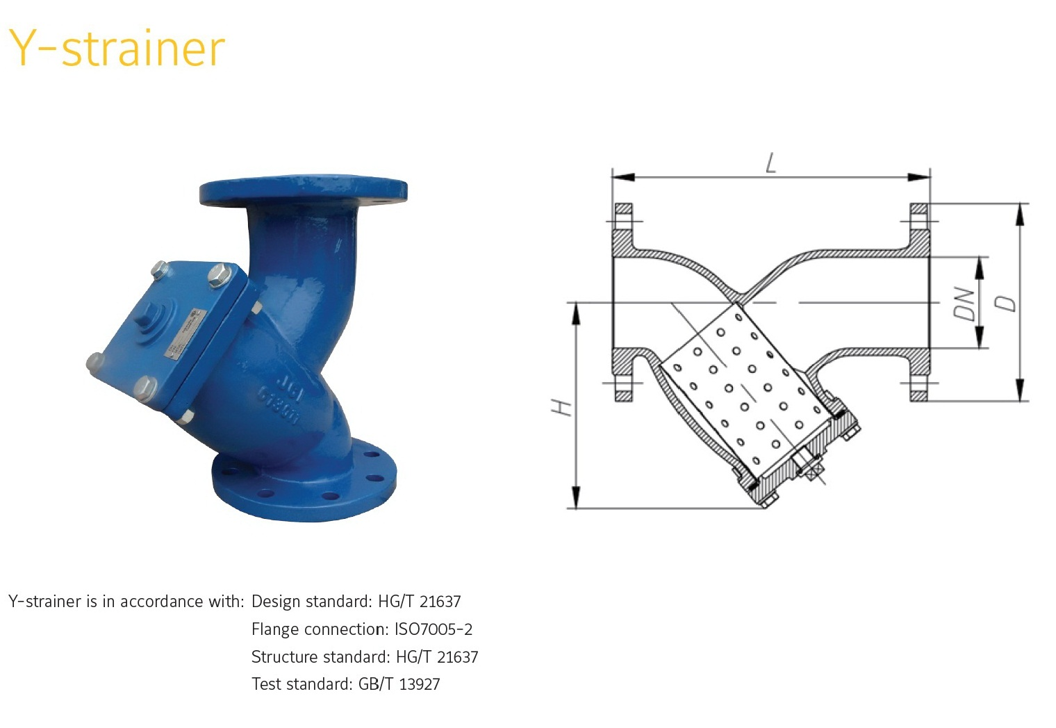 y-strainer